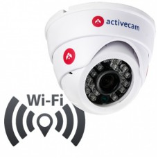 Купольная Wi-fi IP - камера ActiveCam AC-D8111IR2W