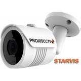 Уличная камера PX-AHD-BH30-H50ESL 5.0Мп*20к/с, f=2.8мм