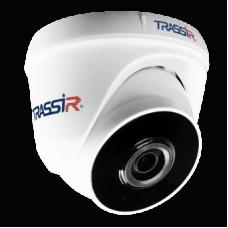 Купольная Wi-fi IP - камера TRASSIR TR-W2S1 (2.8 мм)