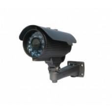 Уличная цветная камера Optimus IB-728s 700 ТВл, 2.8-12мм IP66