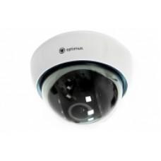 Купольная аналоговая цветная камера  PD-728s 700Твл 2.8-12мм